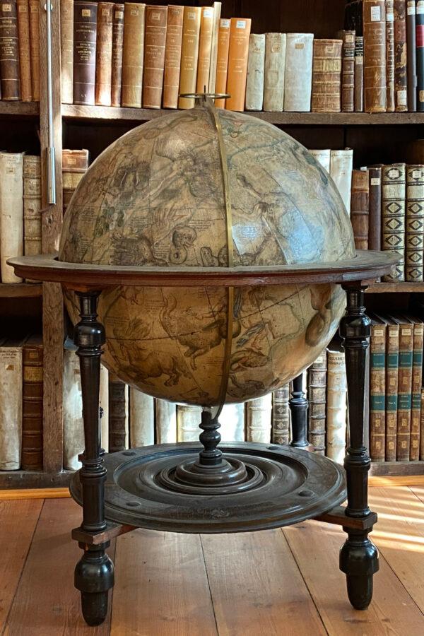 Stadtbibliothek Himmelsglobus