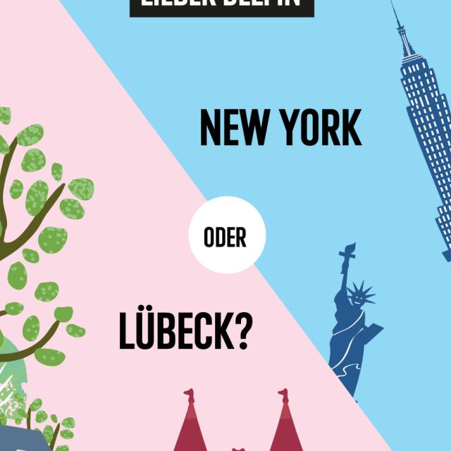 Lieber Deli in New York oder Lübeck?