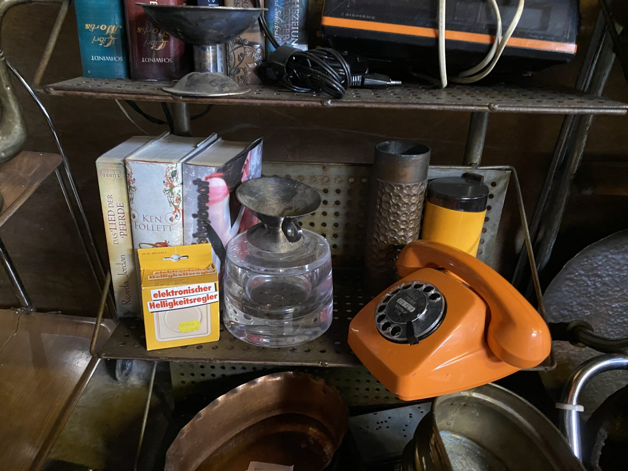 CafeBaustelle Telefon