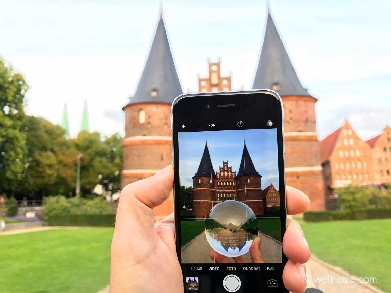Der perfekte Tag in Lübeck von Reiseblogger Claudia und Dominik von weltreize