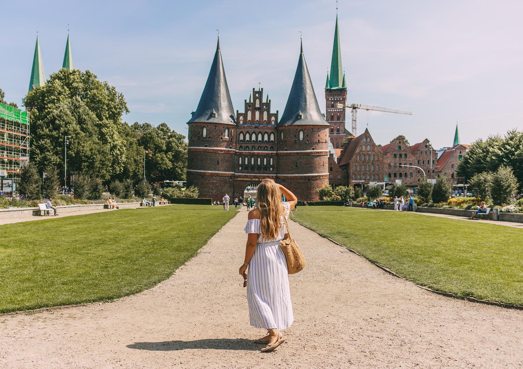 Reisebloggerin Sina Hoyer von Förde Fräulein über Ausflugstipps in Lübeck