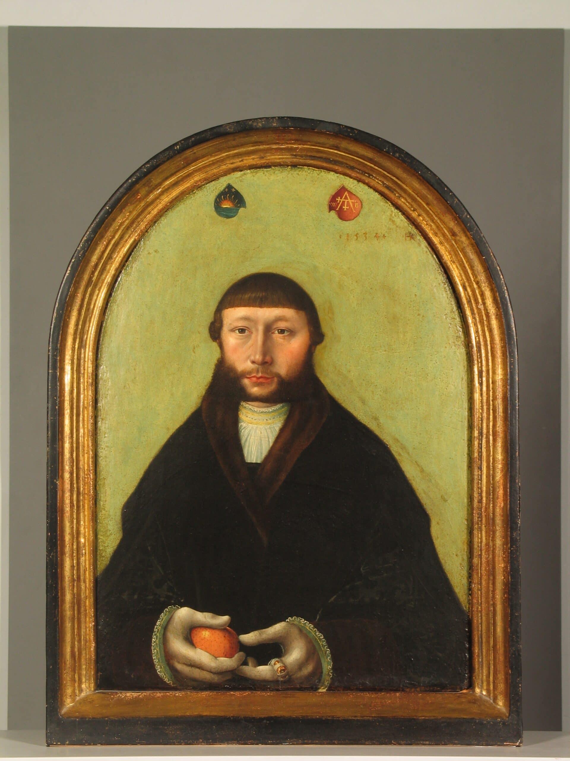 09 Hans Kemmer Portraet des Hans Sonnenschein 1534 scaled