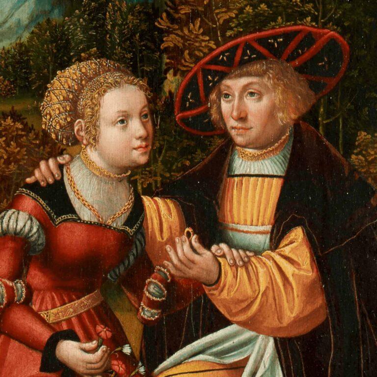 Lucas Cranach und Hans Kemmer im St. Annen Museum