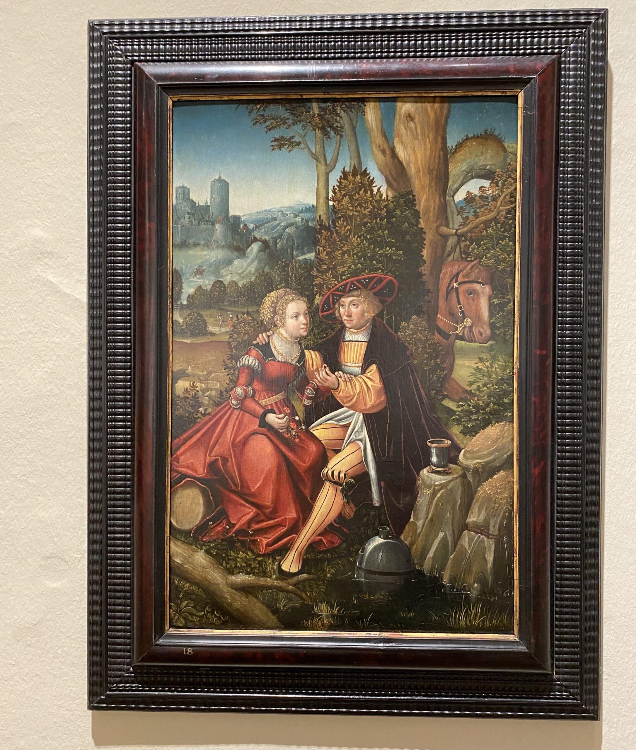 Cranach-Kemmer in Lübeck. Die neue Vernissage im St. Annen Museum